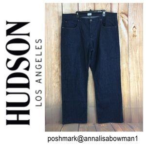 ⭐️Men's HUDSON Wilde 5 Pkt Relax Straight Leg jean